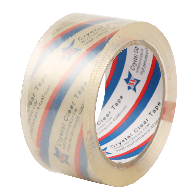 BOPP SUPER Crystal  CLEAR TAPE
